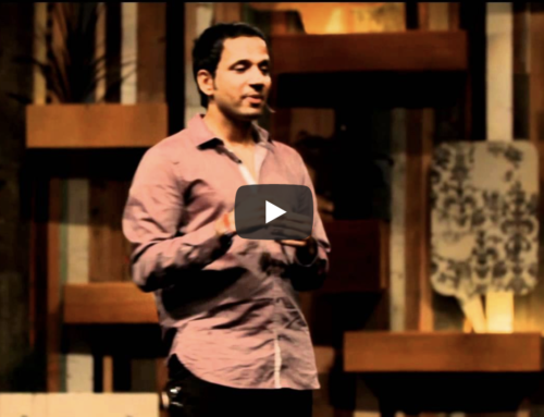 "TEDx Talk: Bollywood ""The Timing Is Right"""