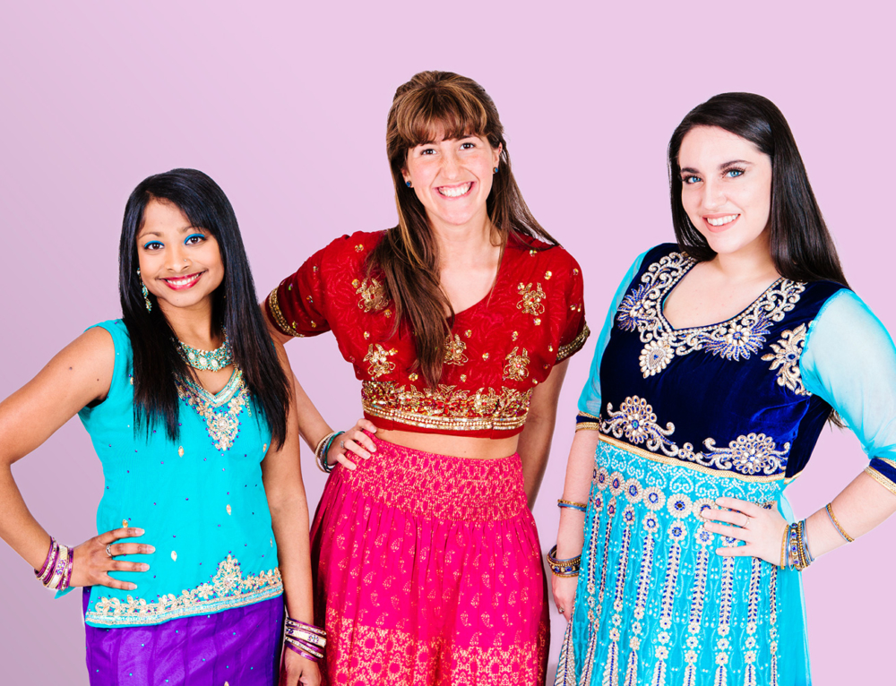 So You Think You Can Dress Bollywood