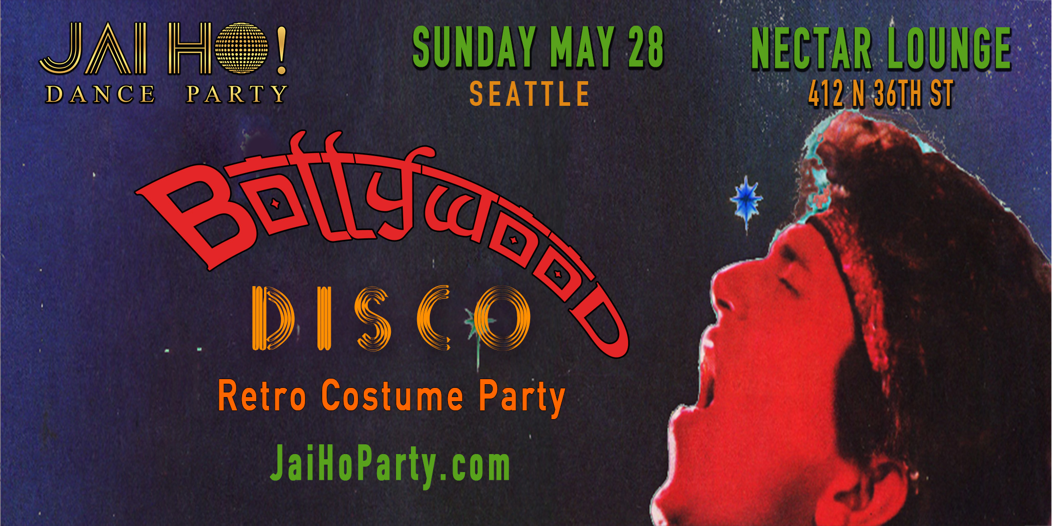 Seattle Bollywood Disco
