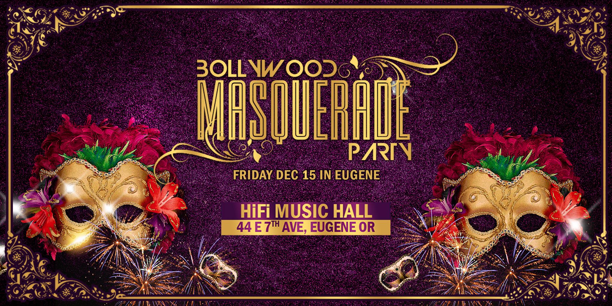 bollywood masquerade eugene