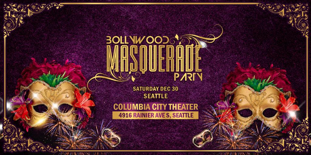 Bollywood Masquerade Seattle