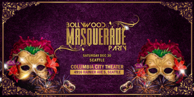 Bollywood Masquerade Seattle