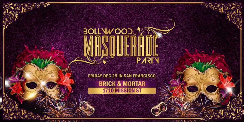 bollywood masquerade