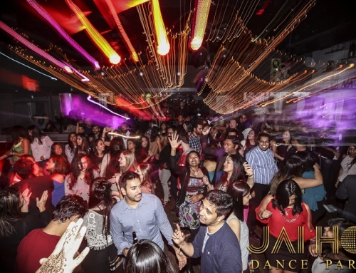 LA: Party Like A Bollywood Star