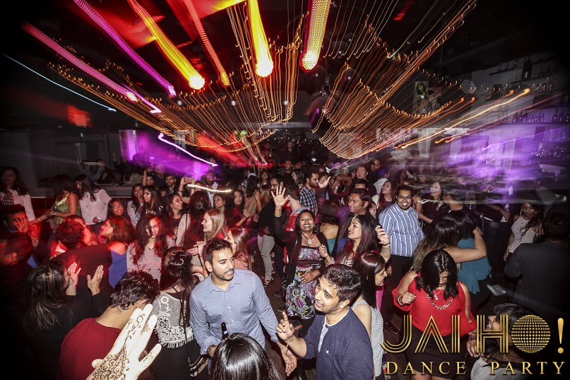 LA Party Like a Bollywood Star