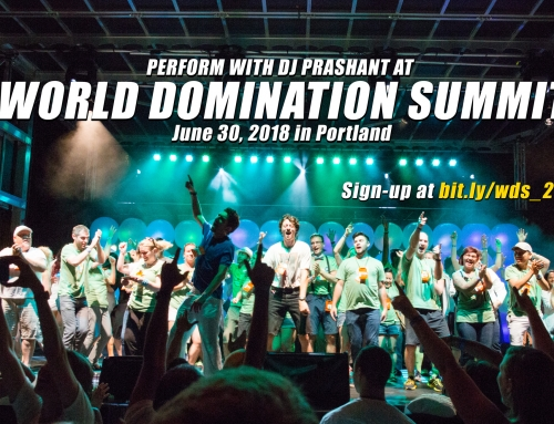 World Domination Summit 2018 – Dance With Us!