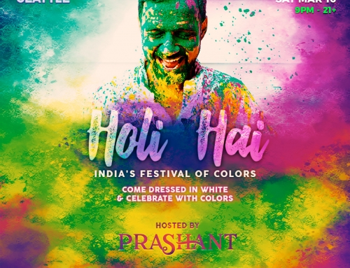 Holi is Better with Friends 😉 Seattle Ticket Giveaway! ($170 Value)