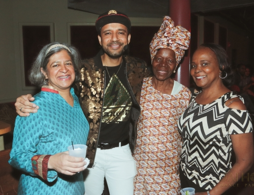 Afrobeat Meets Bollywood Night in New Orleans