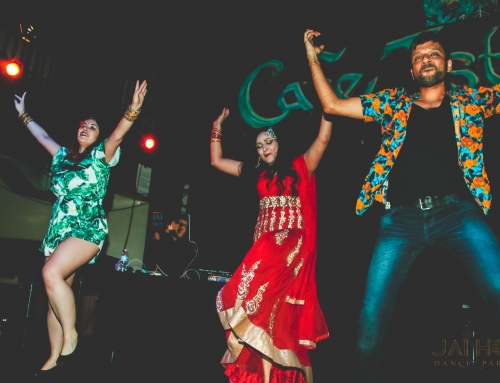 Dance United: Bollywood, Afrobeats & Latin Night – NOLA