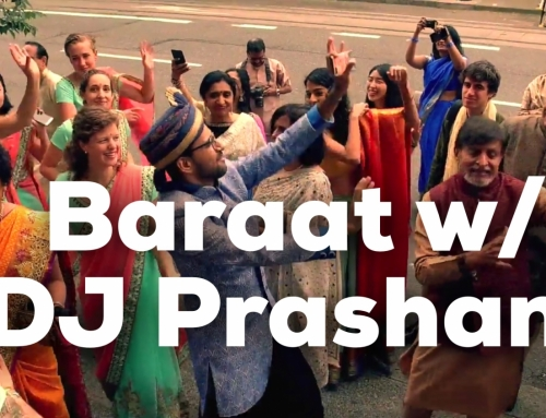 Baraat w/ Indian Wedding DJ Prashant